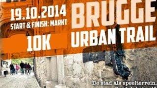 Brugge Urban Trail 19-10-14 (10km)