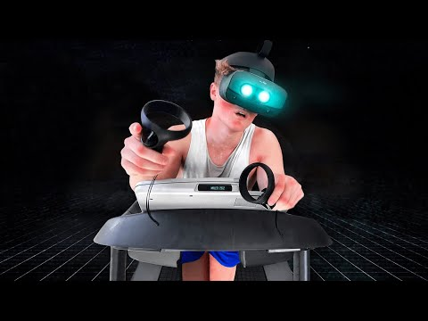 Running 26.2 Miles While In VR (*yes, a full marathon)
