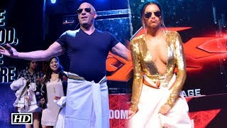 xXx: Return of Xander Cage Full Trailer Launch  - Deepika Padukone, Vin Diesel