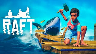 Обзор Raft Выживание на плоту