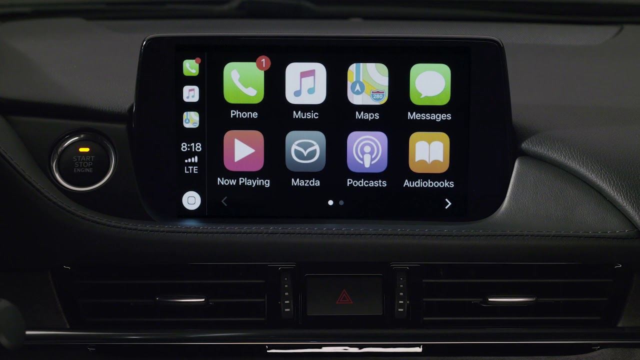 How To Set Up Apple Carplay In Your Mazda