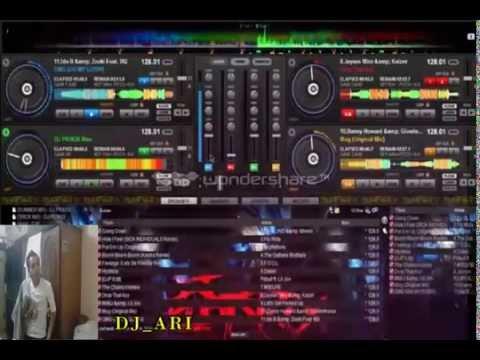 DJ ARI CINTA TAK DIRESTUI KADAL BAND Mp3