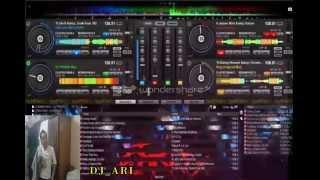 DJ ARI CINTA TAK DIRESTUI KADAL BAND