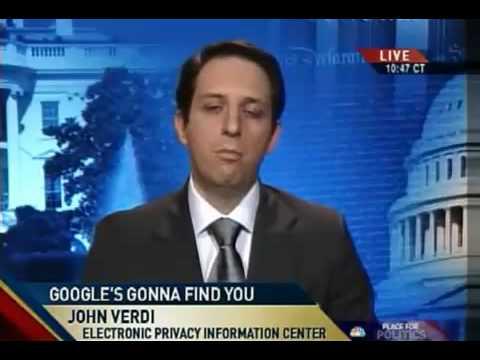 Google Latitude -  Google is gonna find You