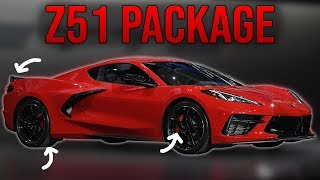 Is The Z51 Package REALLY Worth It? (2020 Corvette C8)
