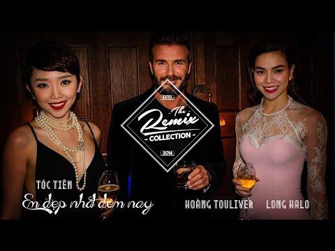 TÓC TIÊN - EM ĐẸP NHẤT ĐÊM NAY (Disco Dance Remix) - LONG HALO - HOÀNG TOULIVER