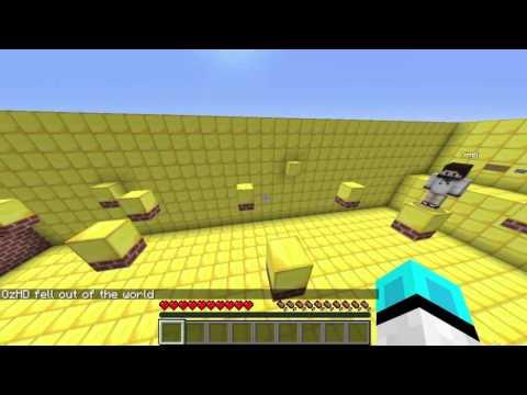 Minecraft - Yasak Parkur