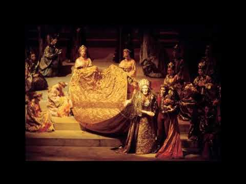 Dame Joan Sutherland interchanges between Dramatic Heroic Coloratura and subtle Soprano Lyric