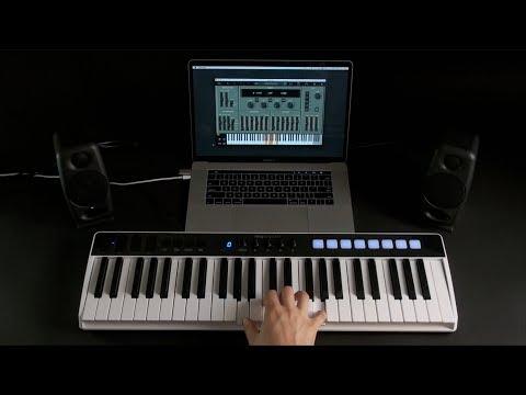 IK Multimedia iRig Keys I/O 49 Keyboard Controller with