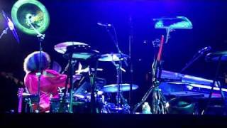 Larry Graham & GCS opening up for Prince at Oakland Coliseum Feb 23 2011