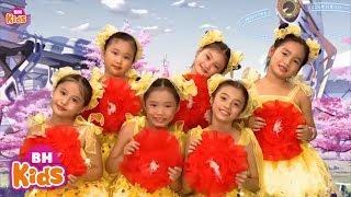 Vui Xuân ♫ Nhạc Thiếu Nhi Vui Nhộn Cho Bé