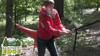 Reviewing the double nest Eno hammock