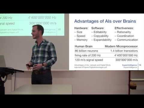 Kaspar Etter & Adrian Hutter: Superintelligence
