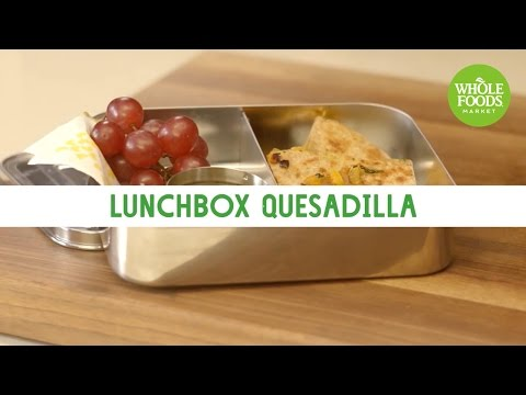 Lunchbox Quesadilla | Freshly Made | Whole Foods Market