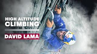 High Altitude Climbing on Lunag Ri: David Lama | GoPro Highlights