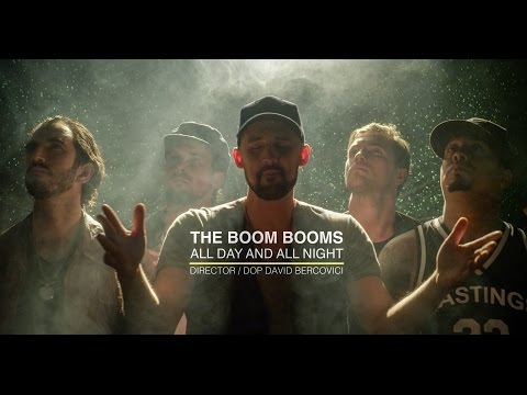 The Boom Booms - All Day All Night [Official Music Video]