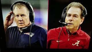 SPORTS SCRITPED??? The Belichick & Saban Connection
