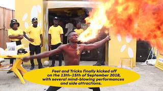 FEET AND TRICKS - AFRICAN FREESTYLE FOOTBALL CHAMPIONSHIP 2018