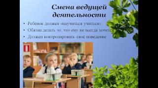 Введение в школьную жизнь