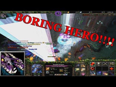 DOTA 1 - Jakiro BORING HERO!!!!! (I HATE HIM)