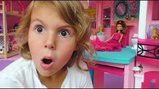 Mania Pretend play with PlayHouse for Kids and Cooking Magic Dream