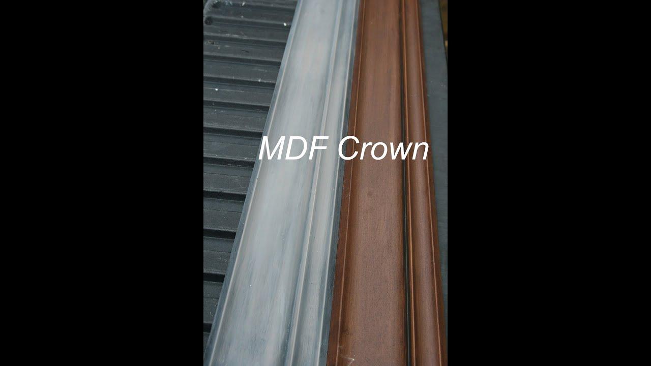 Wood Effect Paint Mdf