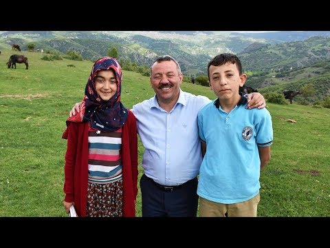 Cumhurbaşkanı Erdoğan'ın kızından tam puan alan öğrencilere burs sözü