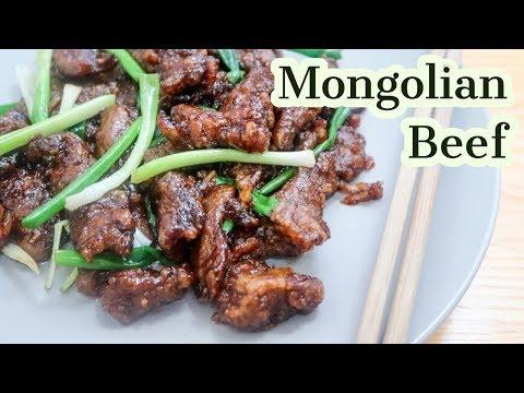 How to make Mongolian Beef!
