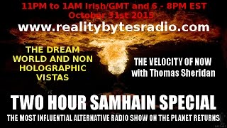 VoN Samhain 2015 Hour 3 with Thomas Sheridan