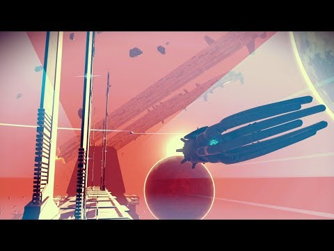 LOOK AT THESE F*CKING FREIGHTERS! No Man's Sky Space Adventures Update