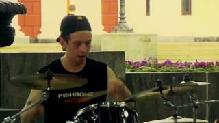 Скачать Бумбокс На восьмом этаже кавер на барабанах Drum Cover Primorsky Boulevard Odessa
