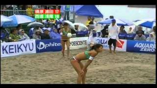 Beach Volleyball My favorite beautiful sports woman.
