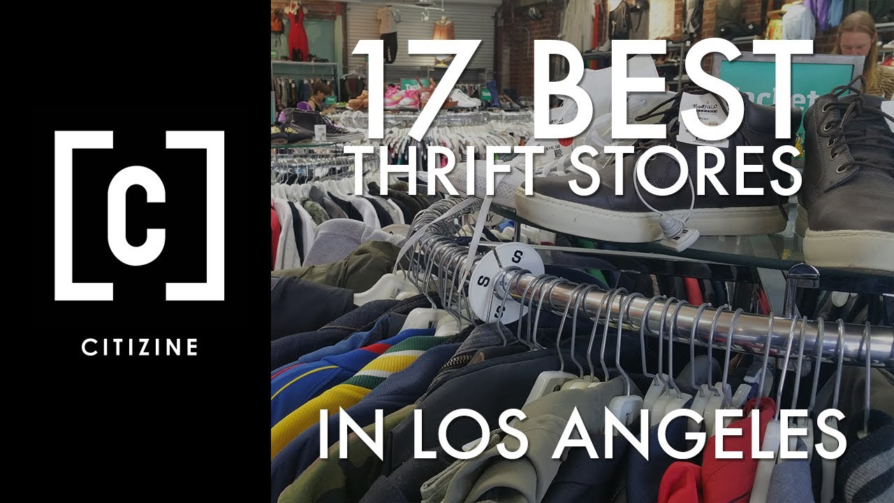 6 Consignment Clothing Stores in Los Angeles   Marriott ...