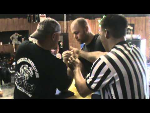 Jason Gulley vs Tony Brush 199+ Novice