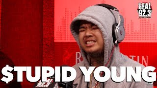 $tupid Young Freestyles Over YG's