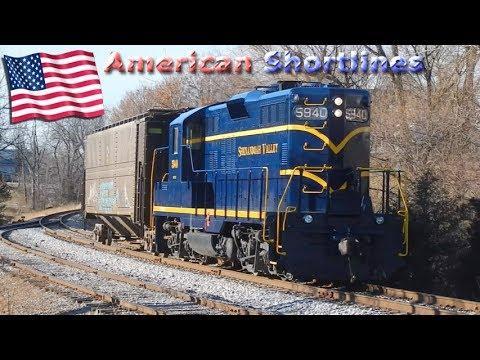 Shenandoah Valley Railroad: Staunton to Weyers Cave   American Shortlines Ep. 1