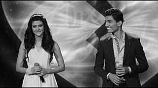 Salma Rachid And Mohamed Assaf| لو كنت نسيت محمد عساف و سلمى رشيد