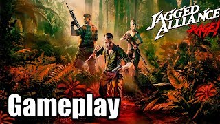 JAGGED ALLIANCE: RAGE [PS4 PRO] Gameplay - Introduction to Story Mode (No Commentary)