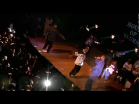 Snoop Dogg - Ain't No Fun (ft. Nate Dogg & Kurupt) [Live at House of Blues] [HD]