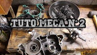 Tuto Meca N°2 | Démontage boite a vitesse 125 KTM !