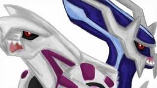 Speedart #7- Palkia & Dialga