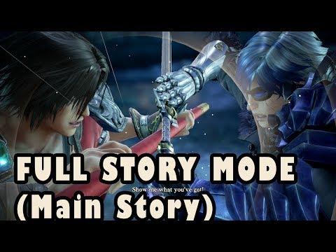 Soul Calibur 6 - Full Story Mode Movie (All Cutscenes / Main Story / Soul Chronicle)