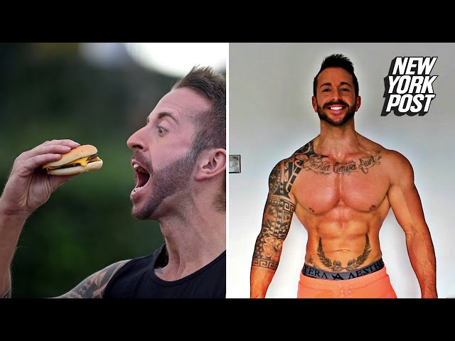 mangiare solo mcdonalds perde peso