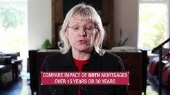 Money Myth #2: 15 Year Mortgage vs 30 Year Mortgage