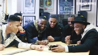 "Cast of ""The New Edition Story"" sings ""Is This The End"" // SiriusXM"