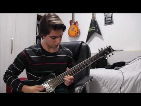 Axel F - Crazy Frog (GUITAR COVER)
