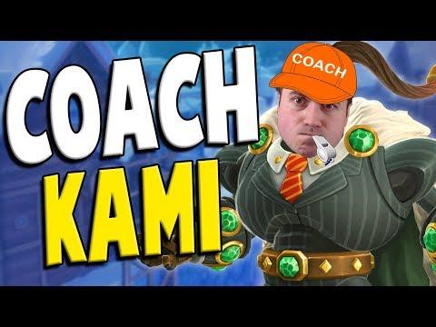 Coach Kami: Bomb King - Frozen Guard