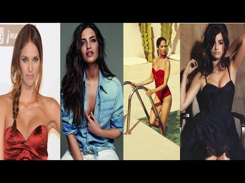 Here list of Top 10 Most Beautiful Spanish Models 2018: