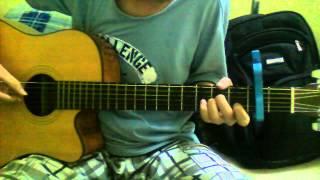 Đành Thôi Quên Lãng - Guitar solo - Mạnh Khùng