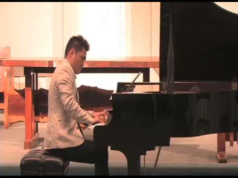 Works by Mozart and Busoni performed by Hoang Nguyen, piano